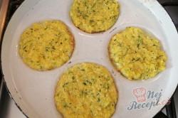 Příprava receptu Cuketové karbanátky, krok 5