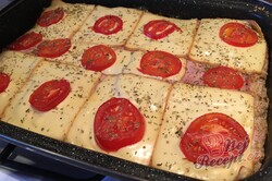 Příprava receptu Zapékané pizza tousty s jednoduchou a rychlou přípravou, krok 12