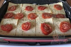 Příprava receptu Zapékané pizza tousty s jednoduchou a rychlou přípravou, krok 10