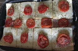 Příprava receptu Zapékané pizza tousty s jednoduchou a rychlou přípravou, krok 9