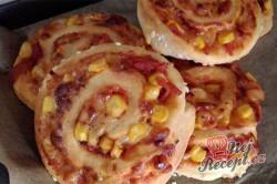 Příprava receptu Pizzová vosí hnízda, krok 5